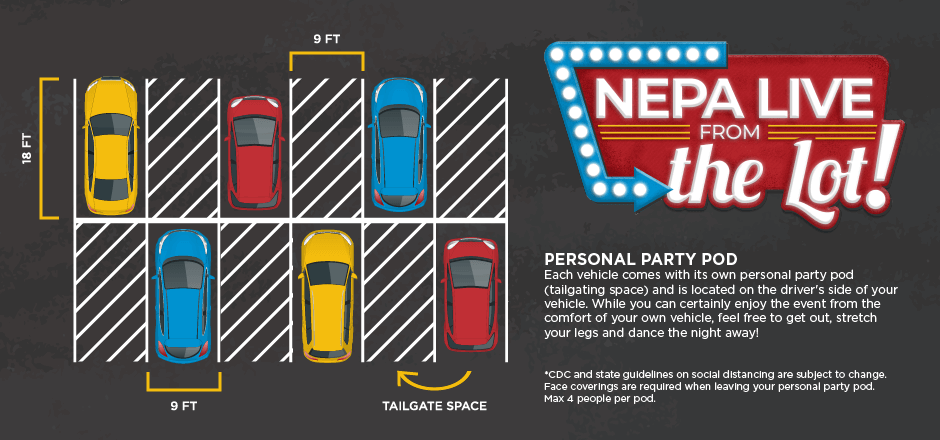 Parking Pod Guide