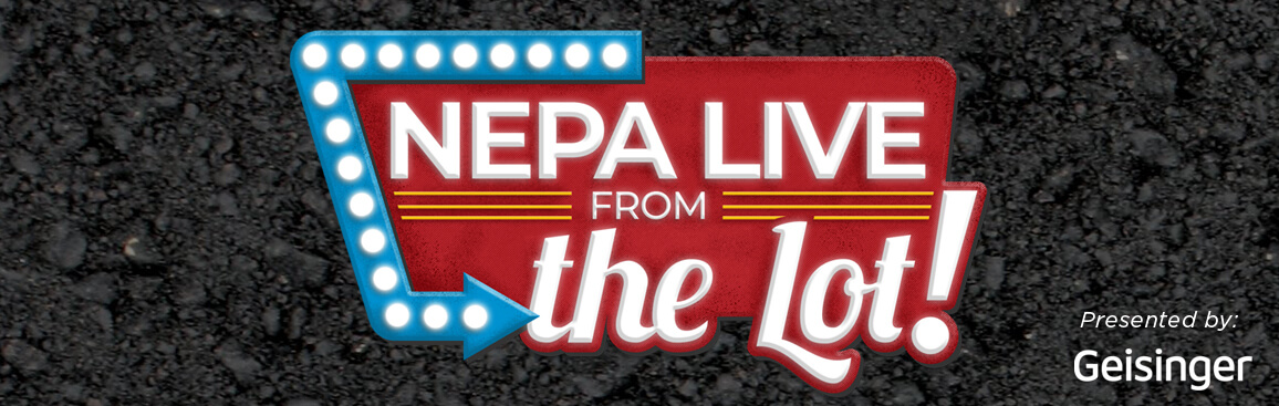 NEPA Live From The Lot 2