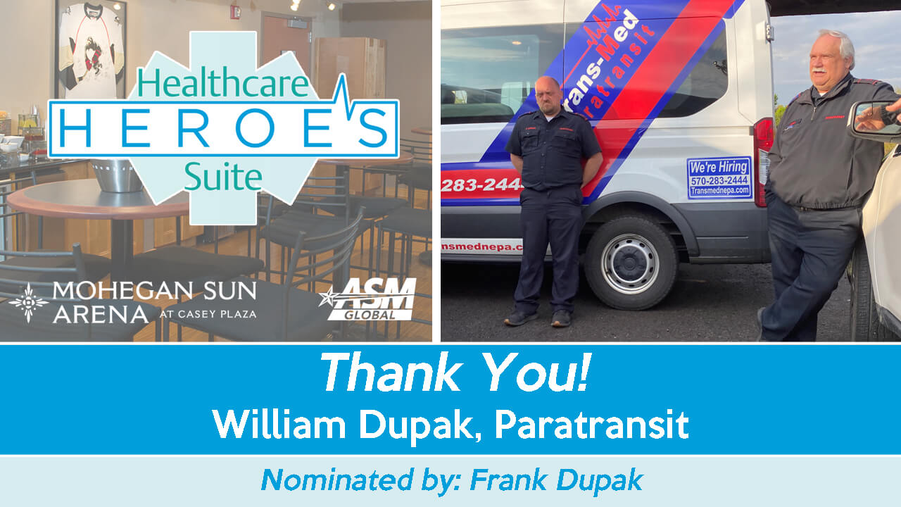 William Dupak